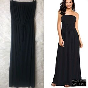 Old Navy | Empire Waist Strapless Maxi Dress NWT!